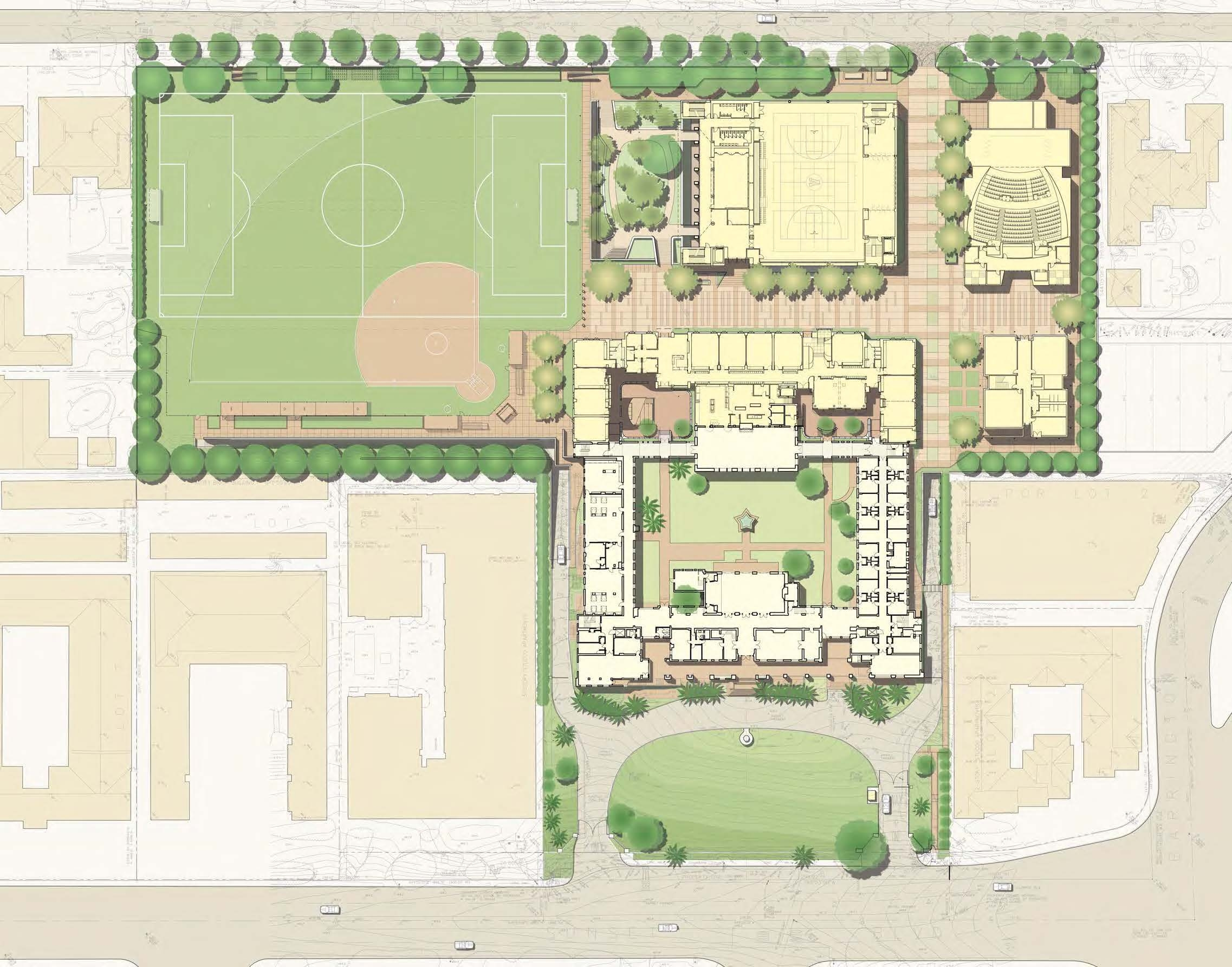Archer Campus Master Plan Approved